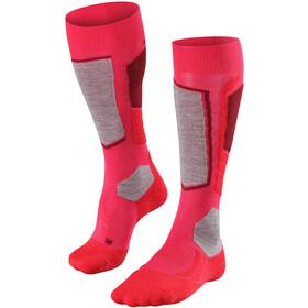 Falke SK2 Skiing Socks Women rose